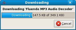 Codeina Installing MP3 Support