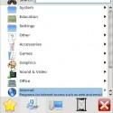 KDE4 Menus
