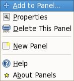 Add Spicebird to Panel